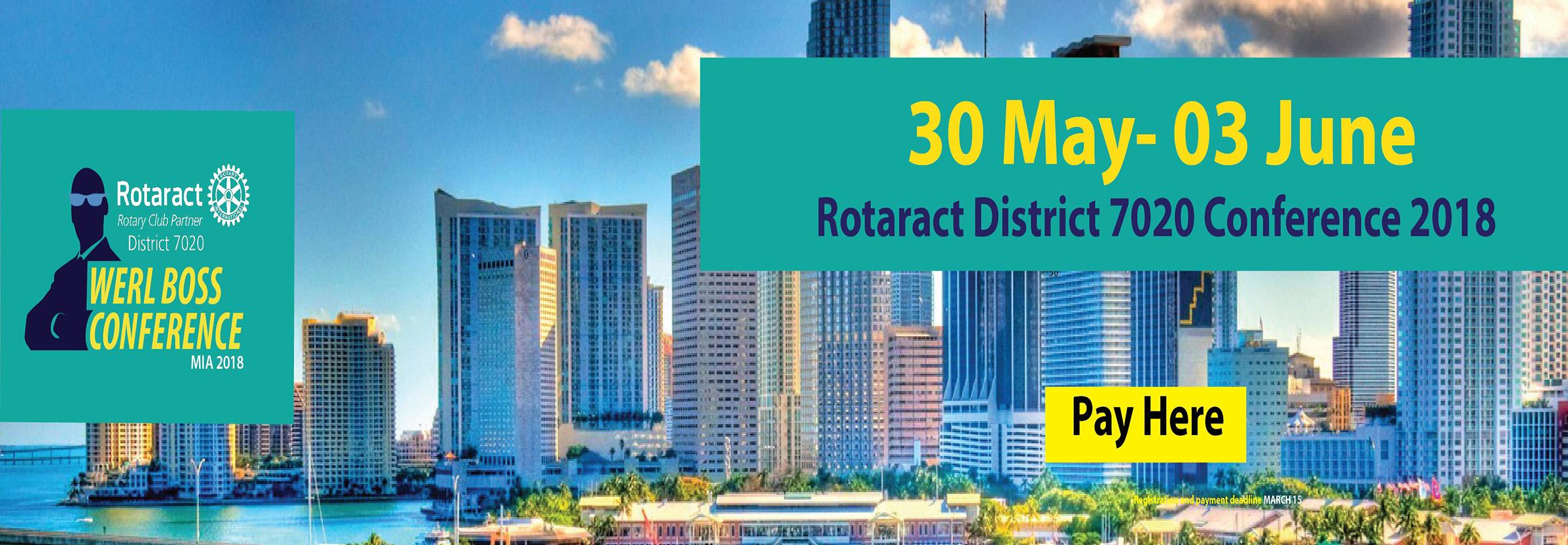 Rotaract-New Flyer